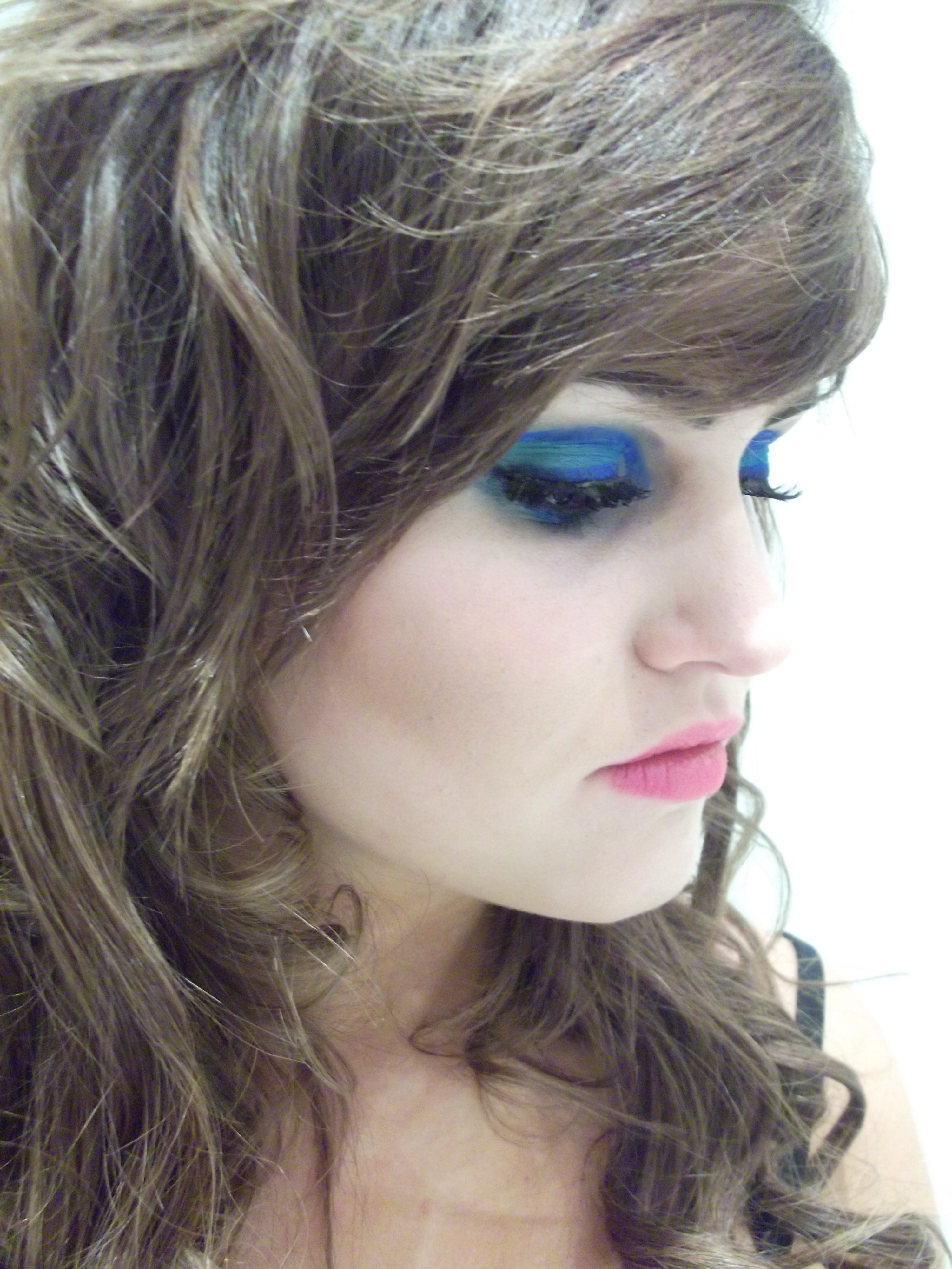80s Makeup Tutorial Yesterface