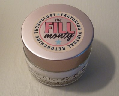 Fill Monty wrinkle filler by Soap and Glory