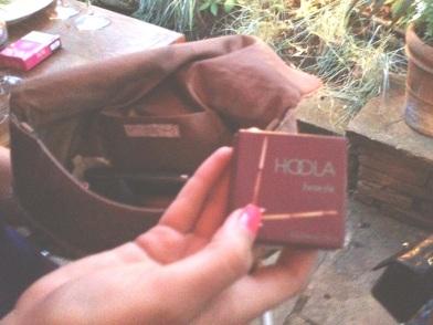 Hoola Benefit blusher Cheska Made in Chelsea