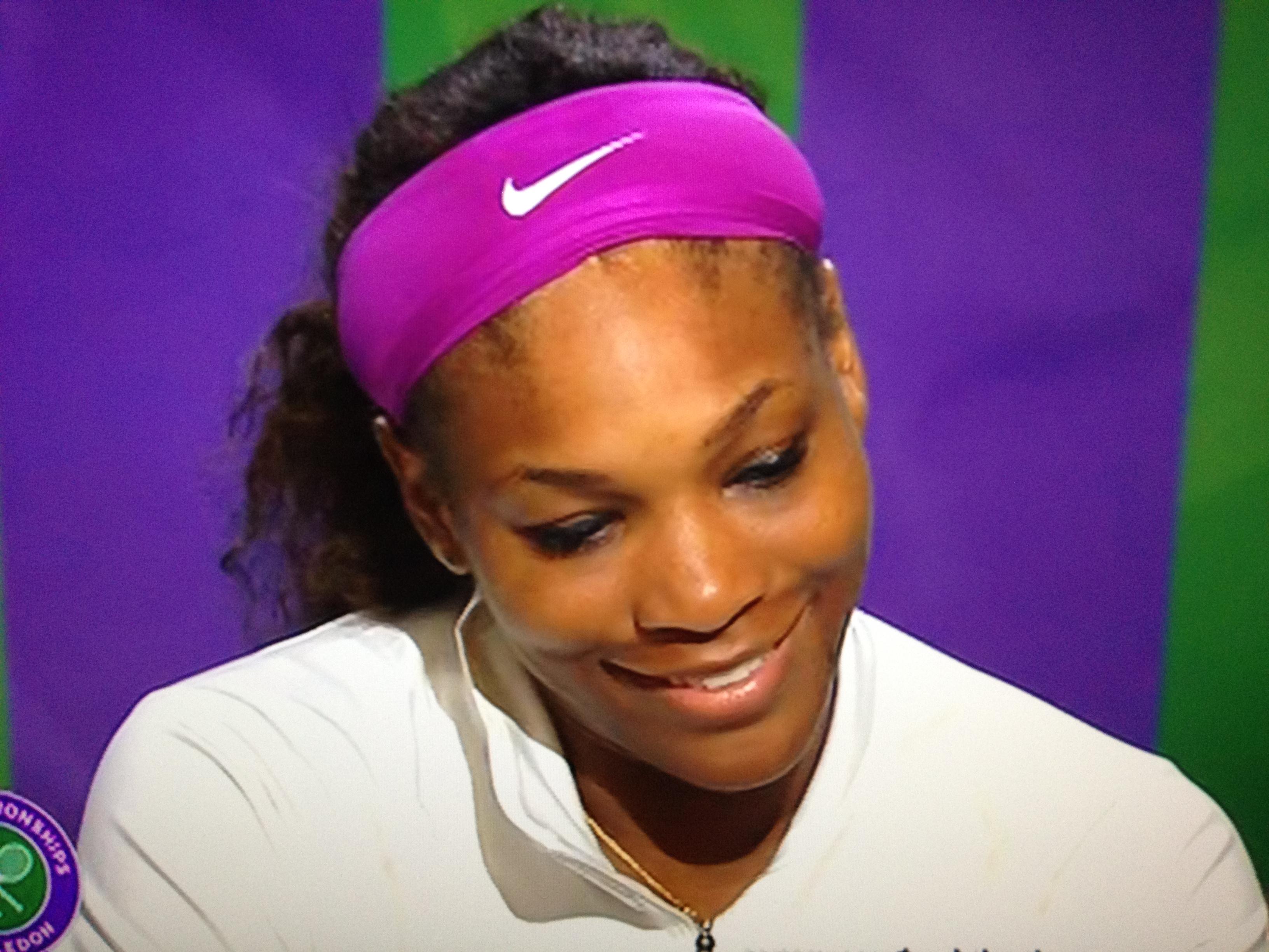 Williams: Serena Williams Makeup