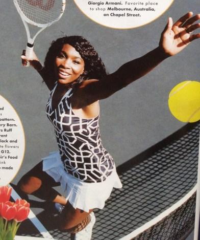 Venus Williams beauty Wimbledon 2012